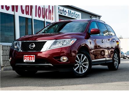 2016 Nissan Pathfinder  (Stk: 20465) in Chatham - Image 1 of 26