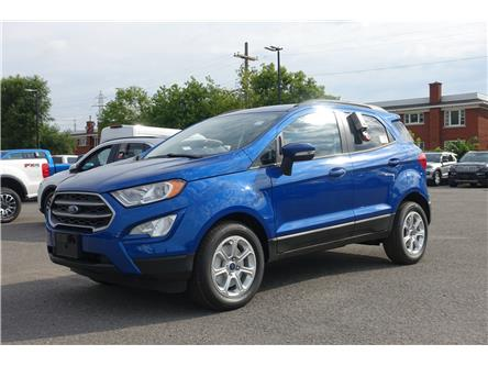 2020 Ford EcoSport SE (Stk: 2006330) in Ottawa - Image 1 of 12