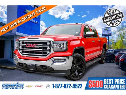 2018 GMC Sierra 1500 SLT (Stk: 18-374) in Trail - Image 1 of 26