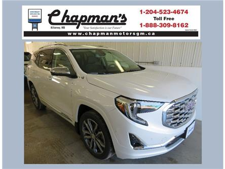 2020 GMC Terrain Denali (Stk: 20-103) in KILLARNEY - Image 1 of 44