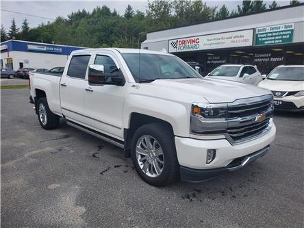 2018 Chevrolet Silverado 1500 High Country (Stk: df1811) in Sudbury - Image 1 of 24