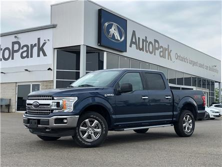 2018 Ford F-150 XLT (Stk: 18-03125JB) in Barrie - Image 1 of 24
