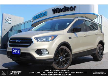 2017 Ford Escape SE (Stk: PR3524) in Windsor - Image 1 of 26