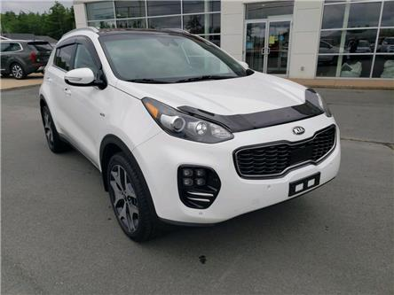 2017 Kia Sportage SX Turbo (Stk: U1088) in Hebbville - Image 1 of 28