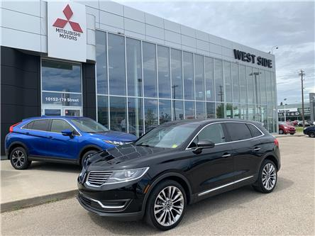 2017 Lincoln MKX Reserve (Stk: BM3826) in Edmonton - Image 1 of 30