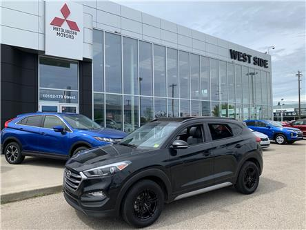 2017 Hyundai Tucson Luxury (Stk: BM3800) in Edmonton - Image 1 of 30