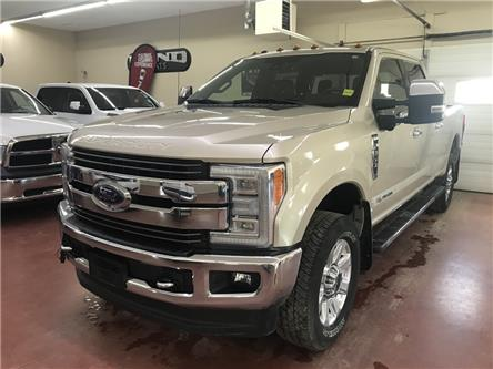 2017 Ford F-350 King Ranch (Stk: T19-261A) in Nipawin - Image 1 of 21