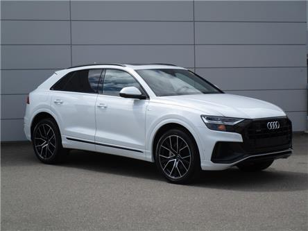 2020 Audi Q8 55 Progressiv (Stk: 200080) in Regina - Image 1 of 37