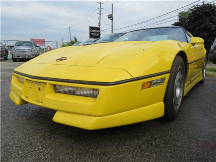 1986 Chevrolet Corvette  (Stk: 95267) in St. Thomas - Image 1 of 3