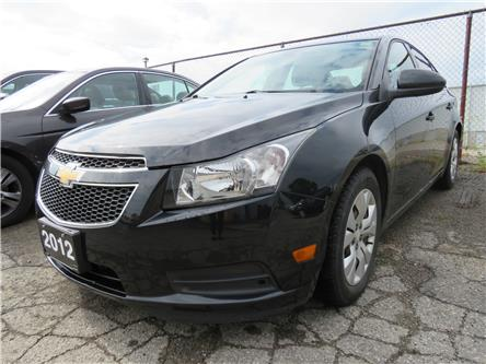 2012 Chevrolet Cruze LT Turbo (Stk: 91495X) in St. Thomas - Image 1 of 3