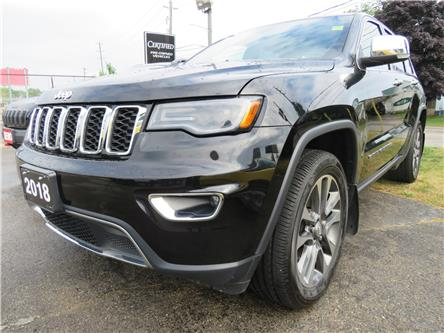 2018 Jeep Grand Cherokee Limited (Stk: 95223) in St. Thomas - Image 1 of 3