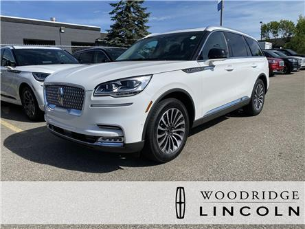 2020 Lincoln Aviator Reserve (Stk: L-10) in Calgary - Image 1 of 7