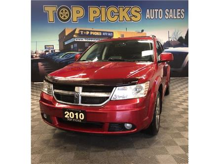 2010 Dodge Journey R/T (Stk: 189785) in NORTH BAY - Image 1 of 27