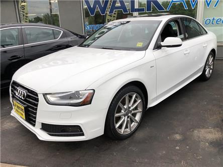 2016 Audi A4 2.0T Progressiv plus (Stk: 48779Ar) in Burlington - Image 1 of 20
