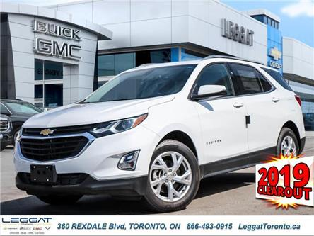 2019 Chevrolet Equinox LT (Stk: 305751) in Etobicoke - Image 1 of 28