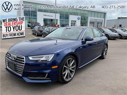 2017 Audi A4 2.0T Technik (Stk: 3570) in Calgary - Image 1 of 30