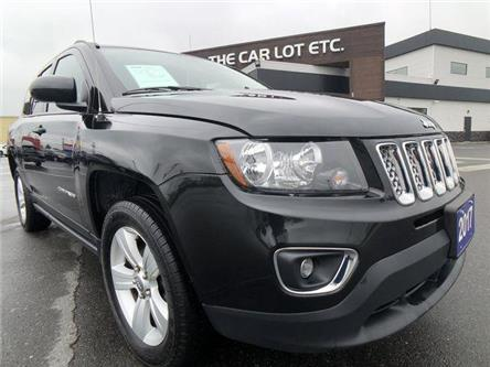 2017 Jeep Compass Sport/North (Stk: 20291) in Sudbury - Image 1 of 24
