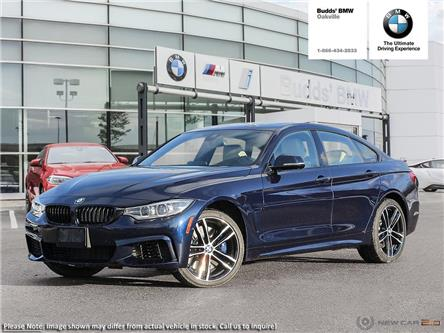 2020 BMW 440i xDrive Gran Coupe (Stk: B911543) in Oakville - Image 1 of 10