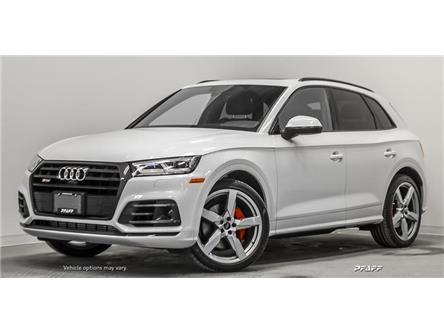 2020 Audi SQ5 3.0T Technik (Stk: T18475) in Vaughan - Image 1 of 22