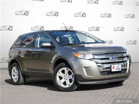 2013 Ford Edge SEL (Stk: U0839A) in Barrie - Image 1 of 27