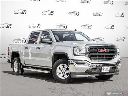 2018 GMC Sierra 1500 Base (Stk: U0821A) in Barrie - Image 1 of 27