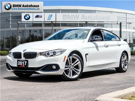 2017 BMW 430i xDrive Gran Coupe (Stk: 20502A) in Thornhill - Image 1 of 30