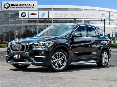 2016 BMW X1 xDrive28i (Stk: P9536) in Thornhill - Image 1 of 29