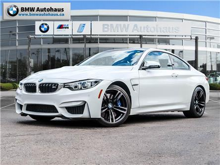 2018 BMW M4 Base (Stk: P9544) in Thornhill - Image 1 of 28