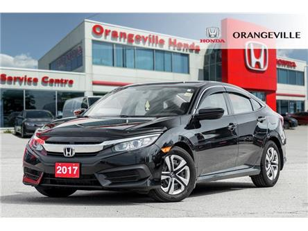 2017 Honda Civic LX (Stk: F20192A) in Orangeville - Image 1 of 19