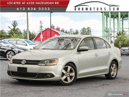 2012 Volkswagen Jetta 2.0 TDI Comfortline (Stk: 5748) in Stittsville - Image 1 of 27