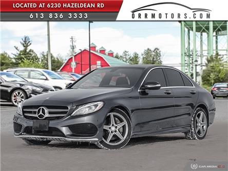 2015 Mercedes-Benz C-Class Base (Stk: 5983) in Stittsville - Image 1 of 27