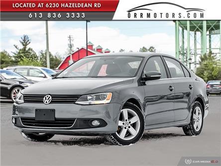 2013 Volkswagen Jetta 2.0 TDI Comfortline (Stk: 5855) in Stittsville - Image 1 of 27