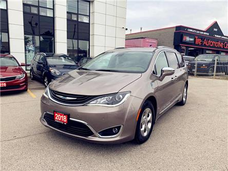 2018 Chrysler Pacifica Hybrid Limited (Stk: 8349A) in North York - Image 1 of 30
