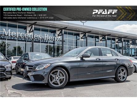 2016 Mercedes-Benz C-Class Base (Stk: K4079) in Kitchener - Image 1 of 22