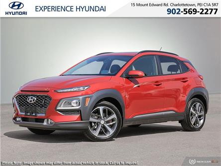 2020 Hyundai Kona 1.6T Ultimate w/Red Colour Pack (Stk: N870) in Charlottetown - Image 1 of 23