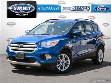 2018 Ford Escape SE (Stk: 19R6920A) in Toronto - Image 1 of 25