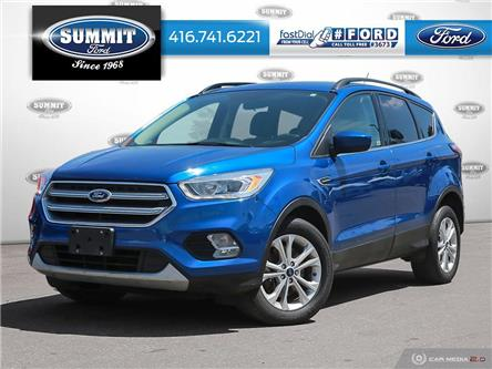 2017 Ford Escape SE (Stk: 20J7527A) in Toronto - Image 1 of 25