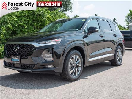 2020 Hyundai Santa Fe Preferred 2.4 (Stk: DW0093) in London - Image 1 of 21