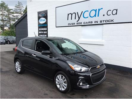 2017 Chevrolet Spark 2LT CVT (Stk: 200637) in Richmond - Image 1 of 21