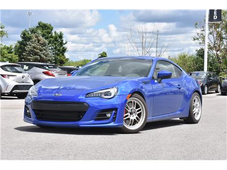 2018 Subaru BRZ Sport-tech RS (Stk: 89893A) in Ottawa - Image 1 of 18