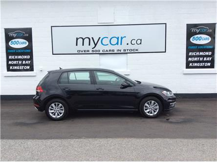 2019 Volkswagen Golf 1.4 TSI Comfortline (Stk: 200680) in Kingston - Image 1 of 20