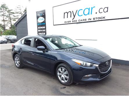 2017 Mazda Mazda3 GX (Stk: 200671) in Kingston - Image 1 of 22