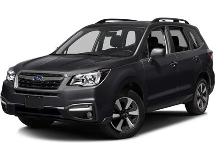 2017 Subaru Forester 2.5i Limited (Stk: 15389ASZ) in Thunder Bay - Image 1 of 11