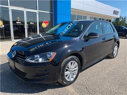 2016 Volkswagen Golf 1.8 TSI Trendline (Stk: C20136A) in Sundridge - Image 1 of 11