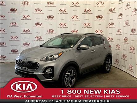 2020 Kia Sportage EX (Stk: 22425) in Edmonton - Image 1 of 30