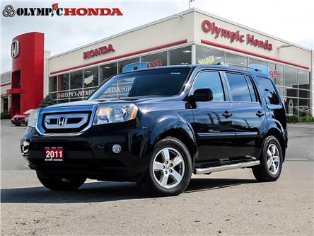 2011 Honda Pilot EX-L (Stk: C9085B) in Guelph - Image 1 of 24