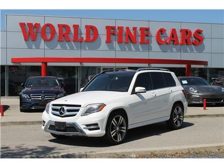 2013 Mercedes-Benz Glk-Class Base (Stk: 17383) in Toronto - Image 1 of 22