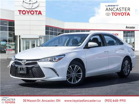 2016 Toyota Camry  (Stk: 4019) in Ancaster - Image 1 of 23
