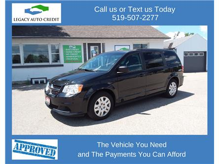 2015 Dodge Grand Caravan SE/SXT (Stk: 20098) in Waterloo - Image 1 of 19