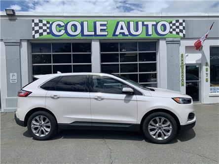 2019 Ford Edge Titanium (Stk: A1066) in Liverpool - Image 1 of 26
